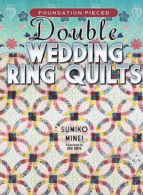 FOUDATION-PIECED Double WEDDING RING QUILTS